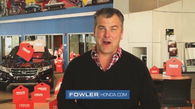 Fowler Honda: Red Tag Time