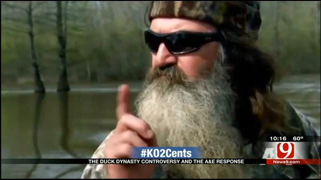 My 2 Cents: A&E's 'Amateurish' Move In Duck Dynasty Controversy