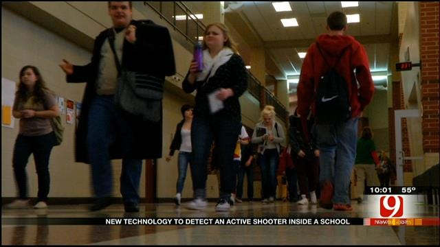 OK Company Offers Solution To Deadly School Violence