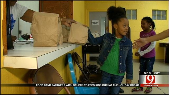 Food Bank Partners With Local Organizations To Feed Hungry Kids