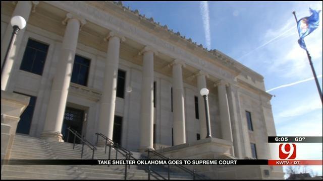 Take Shelter Oklahoma Asking Supreme Court For Clarification