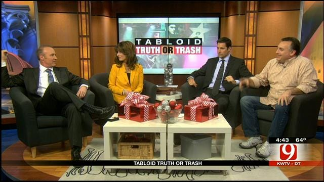 Tabloid Truth Or Trash For Tuesday, December 17, 2013