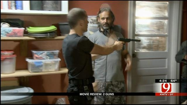 Movie Man: 2 Guns On DVD