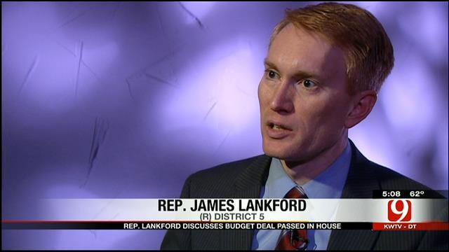 Representative James Lankford Comments On Budget Agreement