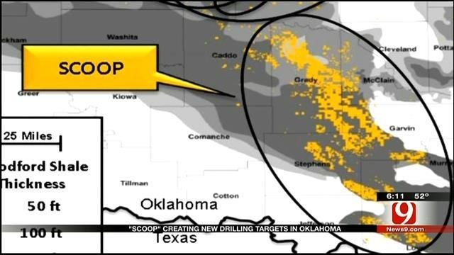 'SCOOP' Creates New Drilling Targets, Economic Boom In Oklahoma