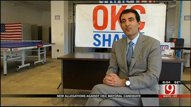 OKC Mayoral Candidate Ed Shadid Faces New Drug Abuse Allegations