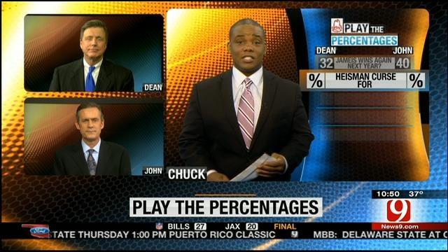 Play The Percentages: Dec. 15