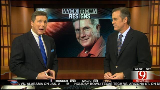 Breaking Down Mack Brown's Resignation, Future Of Texas