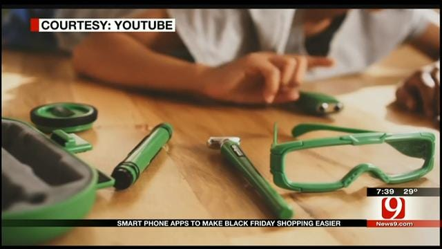 Smart Phone Apps To Make Holiday Shopping Easier