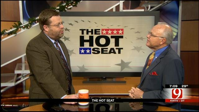 Hot Seat: Rep. Bobby Cleveland Talks About 'Merry Christmas' Bill