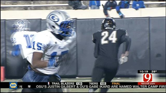 Guthrie Wins 5A Title Against McAlester