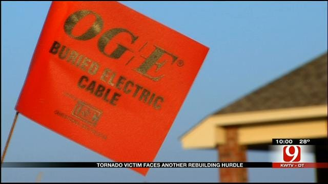 Issues With Utility Company Continue To Plague Rebuilding OKC Family
