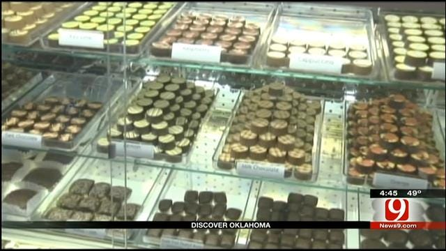 Discover Oklahoma: Glacier Confection In Tulsa