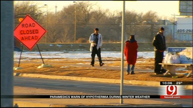 7 Die From Hypothermia During Freezing Weather In OKC