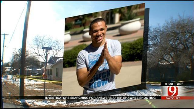 Shawnee Police Seek Gunman After Man Shot Inside Car