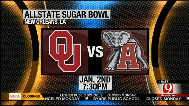 Bowl Games Revealed
