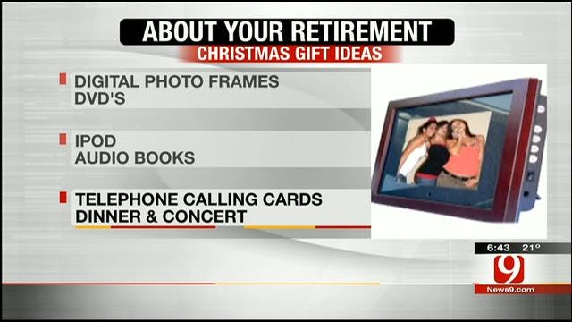 About Your Retirement: Gifts For People Living In Retirement Communities