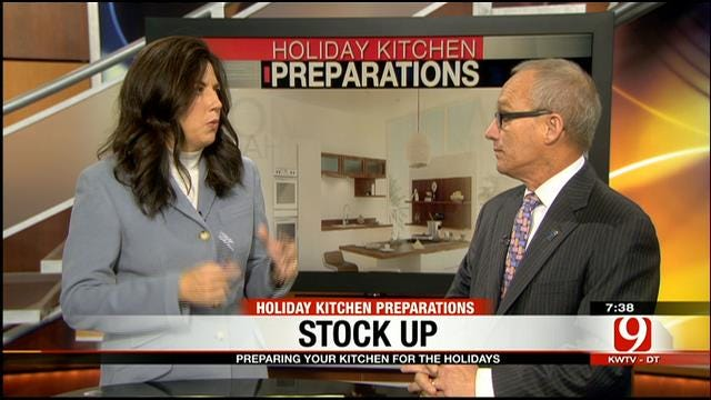 Get Your Kitchen Ready For Holiday Festivities