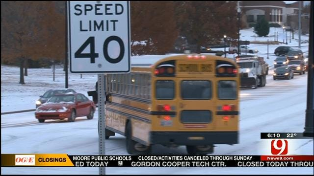 OSSM Faculty, Staff Go Above And Beyond To Keep School Open