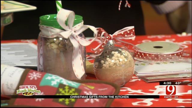 Cocoa Ornaments