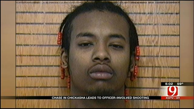 Chickasha Teen Accused Of Fleeing From, Shooting At Officers