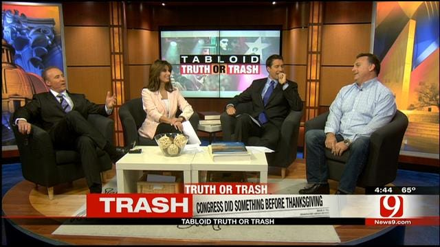 Tabloid Truth Or Trash: Now You Can Taste The Internet