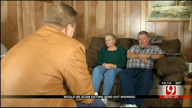 Ponca City Couple Too Smart For Publisher's Clearinghouse Scam