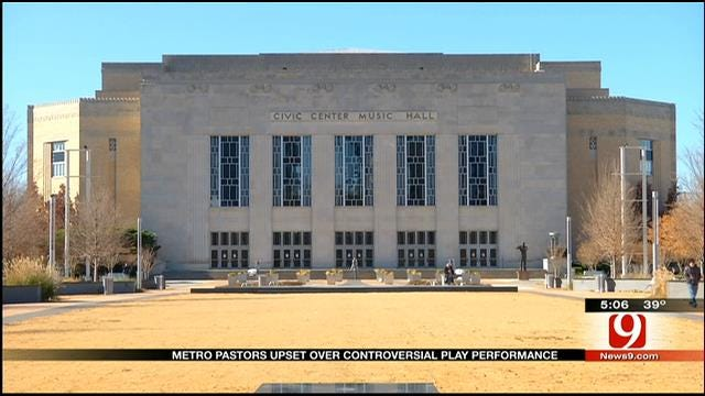 """Pastors To Protest OKC """"Gay Play"""" Of Biblical Satire"""