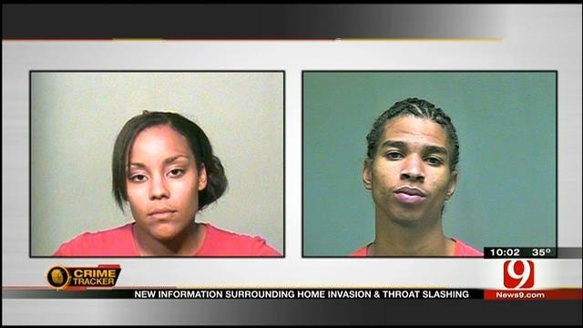 Police Arrest 2 Suspects, Seek 1 More In OKC Throat-Slashing