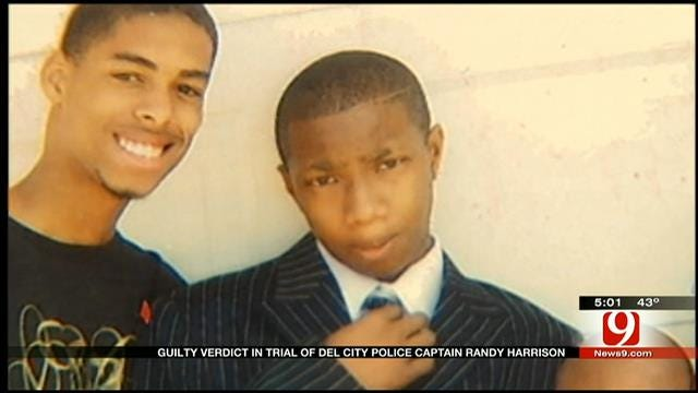 Guilty Verdict Reached In Manslaughter Trial Of Del City Police Captain