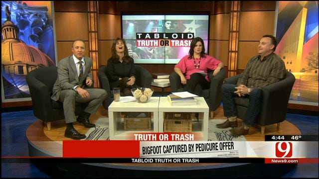 Tabloid Truth Or Trash: Man Marries A Tree!