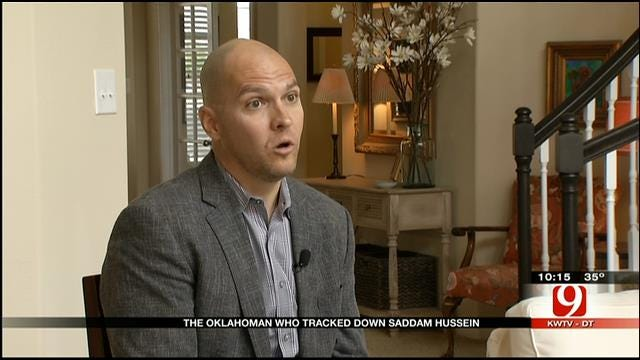 How An Oklahoma Native Hunted Down Saddam Hussein