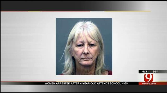Grandma, Great Aunt Arrested After Edmond Boy Found High On Marijuana