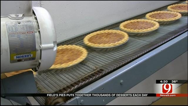 The Sassy Mama Tours Field's Pies