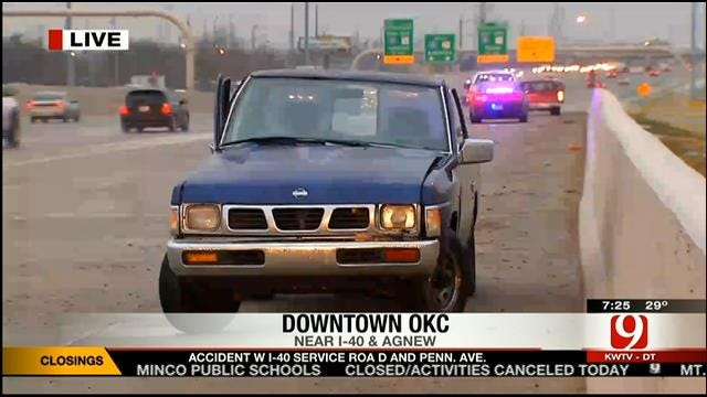 Numerous Crashes Occur In Same Spots Across Metro