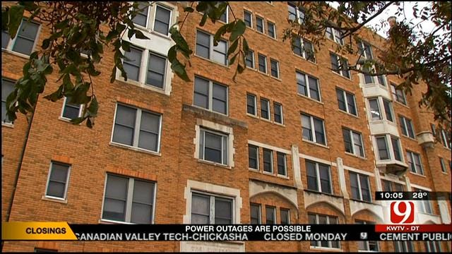 Busted Boiler Leaves OKC Apartment Residents In The Cold