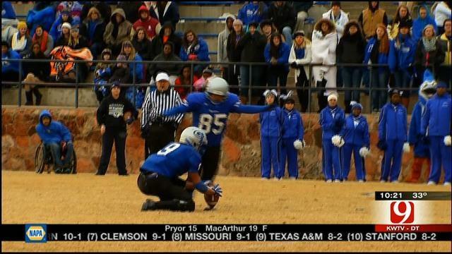 High School Playoff Highlights: Guthrie vs. Shawnee