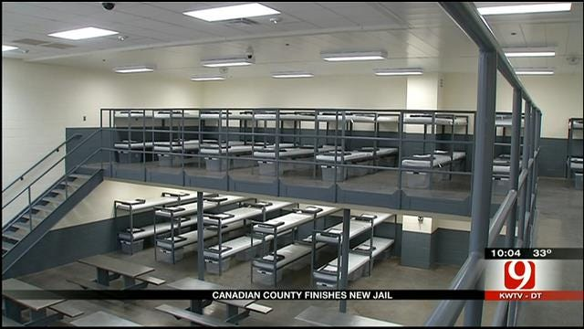 New Jail Opens In Canadian County