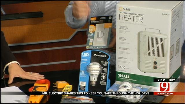 Mr. Electric Gives Tips On Keeping Home Electrical System Working