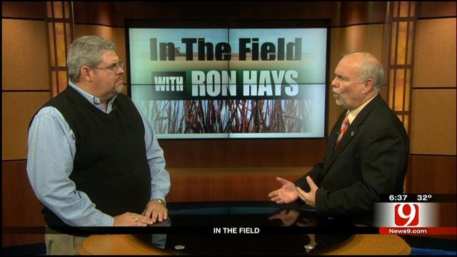 In The Field: Roy Lee Lindsey, Oklahoma Pork Council.