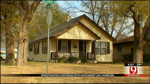 OKC Police Search For Killer, Dig Into Mystery Death Of Elderly Woman