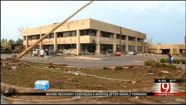 Moore Medical Center To Open Temporary Facility