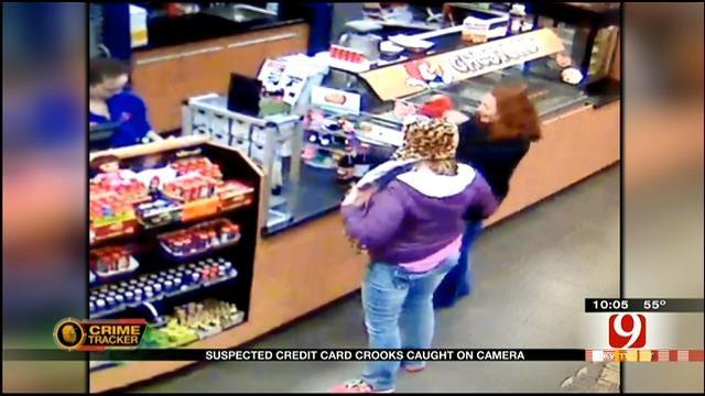 Oklahoma County Deputies Look For 'Cat Hats' Burglars