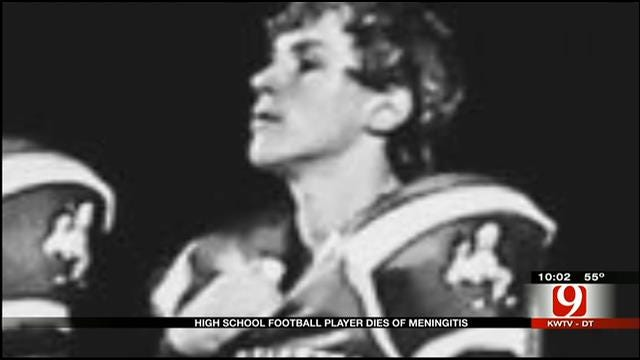 Meningitis Claims Life of Coyle High School Football Player