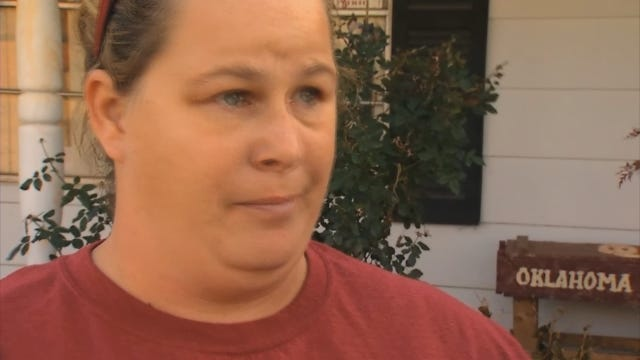 MWC Mother Upset After Being Banned From Daughter's School