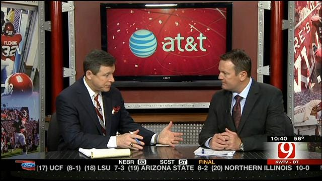 OU Football Report Card, Plus Stoops Conversation