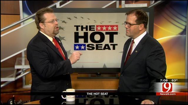 Hot Seat: State Senator Pat Anderson