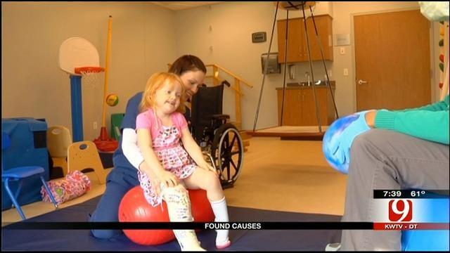 Found Causes: The Children's Center