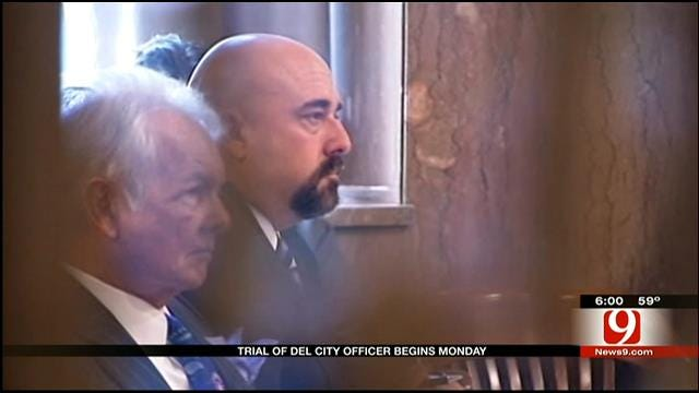 Trial To Begin For Del City Officer Charged With Killing Teen