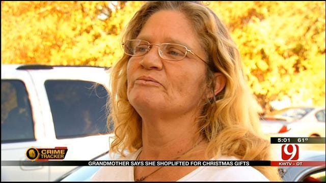Edmond Grandma Caught Shoplifting For Christmas Gifts Speaks Out